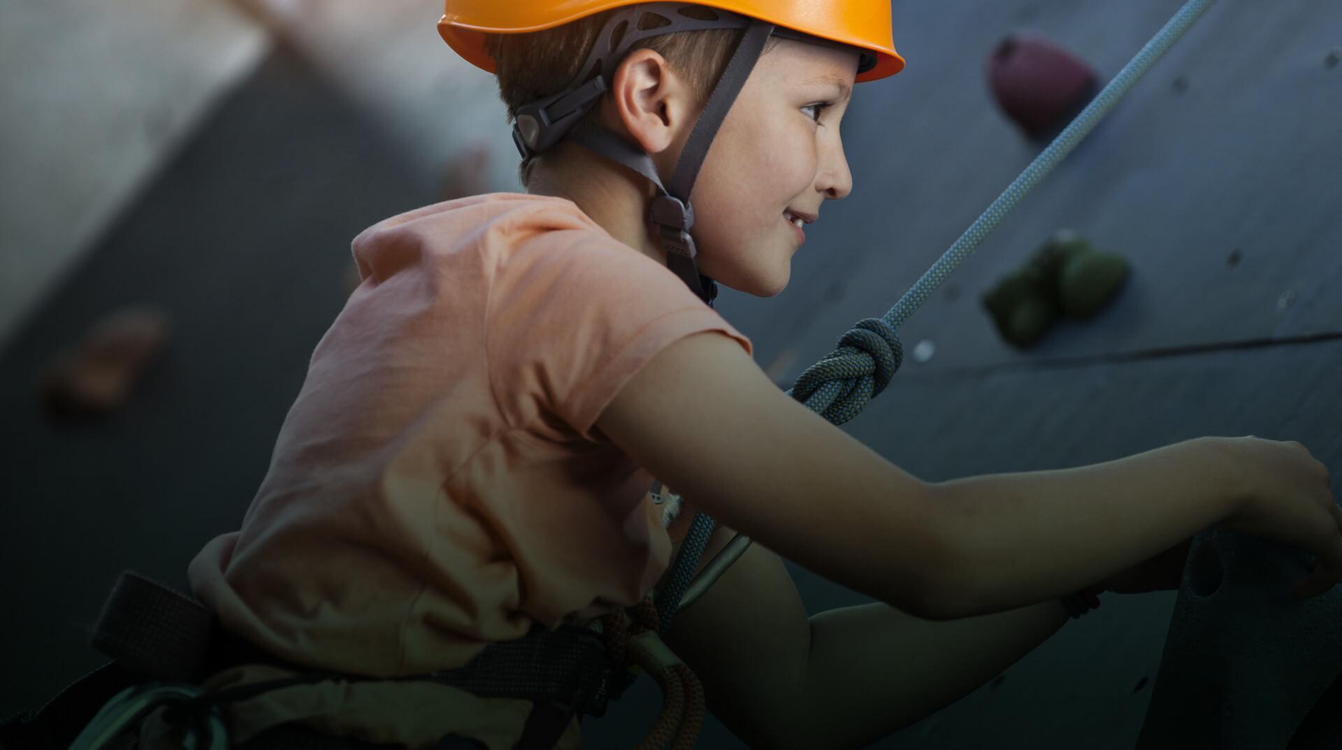 Rock Climbing Slider